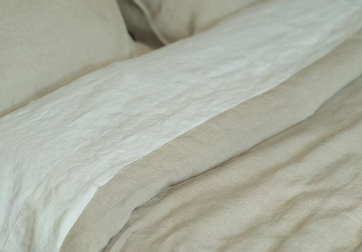 Leinen Bettbezüge LinenMe