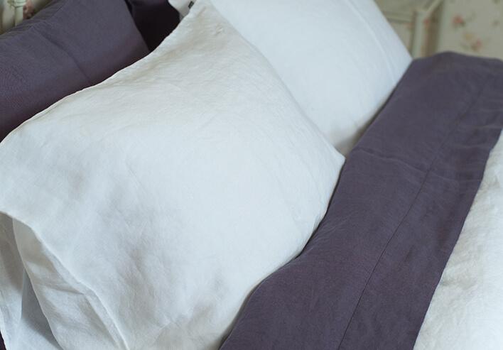 Leinen Bettwäsche LinenMe