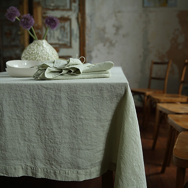 Pflege der Tischwäsche - LinenMe
