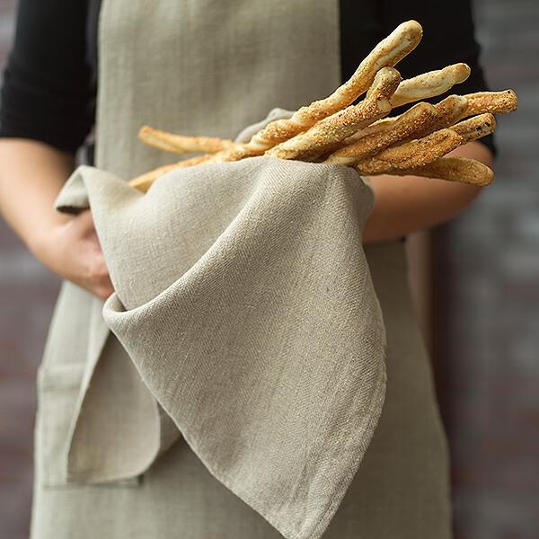 Küchenschürzen aus Leinen
