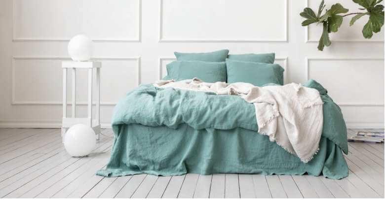 Perfekte Bettwäsche