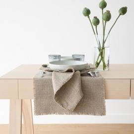Tischset Naturleinen Rustikal