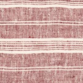Fabric Birch Linen Multistripe