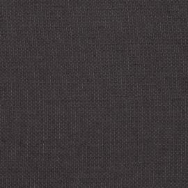 Leinenstoff gewaschene Waffel grau