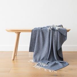 Jeans Recycelt Decke Valeria
