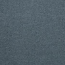 Blue Leinen Stoff Upholstery