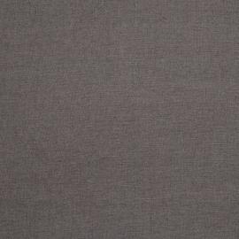 Steel Grey Leinen Stoff Upholstery