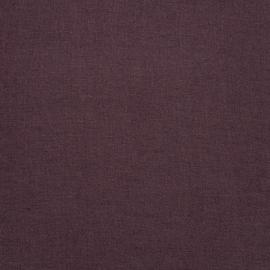 Aubergine Leinen Stoff Upholstery