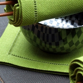 Emil Rainforest Green & Charcoal