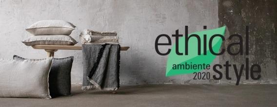 LinenMe-Teil für das Ambiente Ethical Style Programm